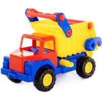 Kravas automašīna Wader Quality Toys Track No.1 Multi krāsa 74 х 43.5 х 52.5cm