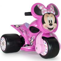 Trīsriteņu līdzsvara motocikls Injusa Disney Minnie Samurai Multi krāsa 59.5 x 51 x 46.5cm