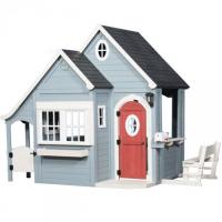 Dārza māja Backyard Discovery Spring Cottage Multi krāsa 170.2 x 221 x 279.4cm