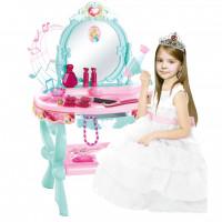 Bērnu tualetes galdiņš ar piederumiem Woopie Dresser Multi krāsa 68 x 43 x 29cm