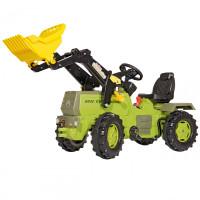 Pedāļu traktors Rolly Toys Mercedes Benz Multi krāsa 148 x 66 x 51cm