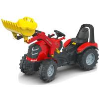 Pedāļu traktors Rolly Toys X-Track Premium Multi krāsa 142 x 56 x 92cm