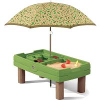 Ūdens galds ar smilšu kasti Step2 Naturally Playful Multi krāsa 152.4 x 117.5 x 66.1cm