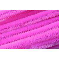 Knorr Prandell Šenila kociņi 50cm, gaiši rozā, 10gab.