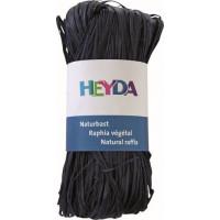 Heyda Rafija, dabīga, tumši zila, 50g